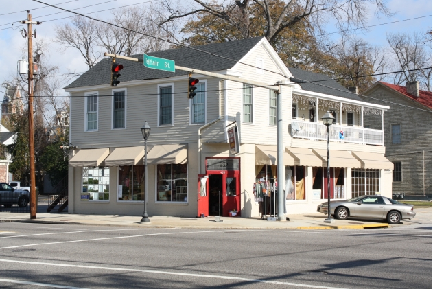 Historic homes and apartments in augusta ga and olde town
